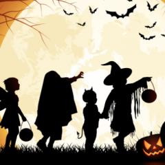 Réunion de préparation de la fête d'halloween