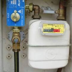 Relève des compteurs gaz et électricité