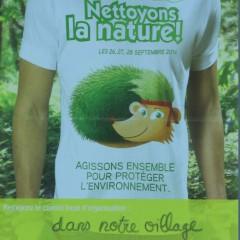 Nettoyons la nature à Bicqueley !!
