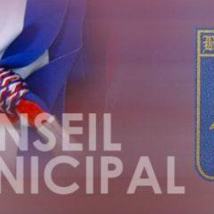 Conseil municipal !